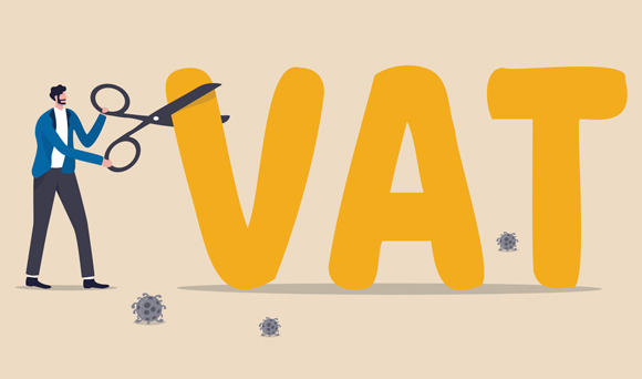 How will the reduction in the VAT rate affect me?