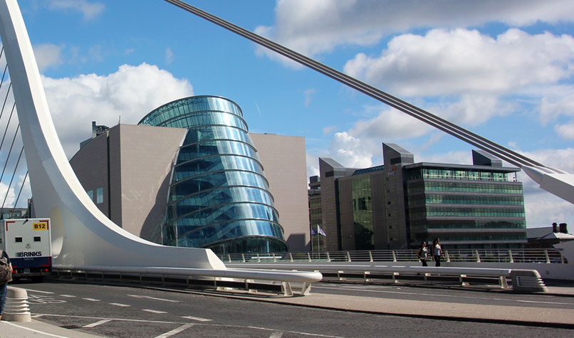 Budget 2021 at Convention Centre Dublin