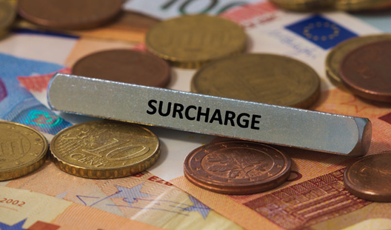 Late Filing Surcharges