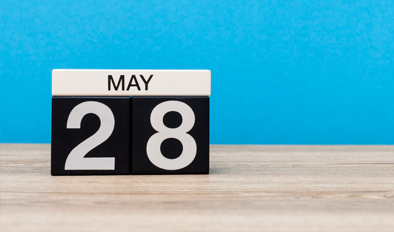 Extension to deadline for Annual Returns to 28 May