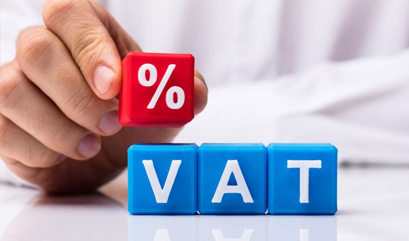 VAT rate 23%