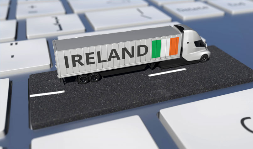 Setting up a company in Ireland from abroad