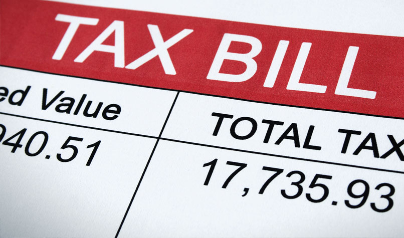 Tax Bill for Company Directors