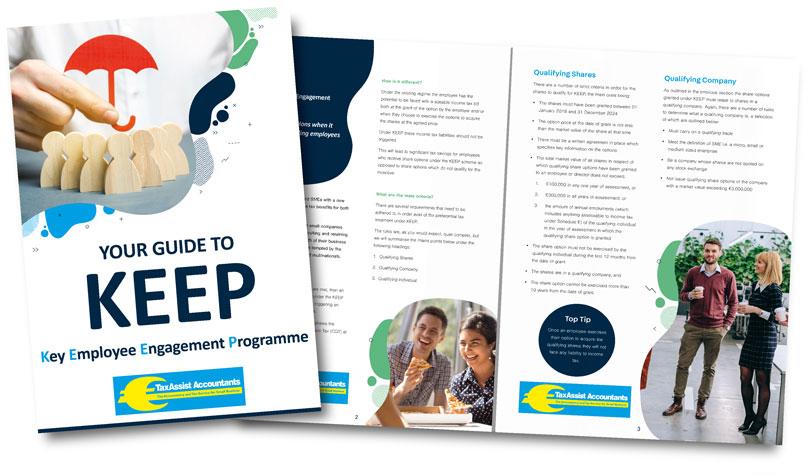 Key Employee Engagement Programme (KEEP)